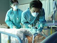 新型インフルエンザの対策掲示板
