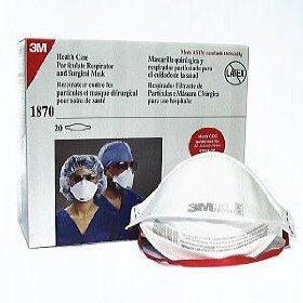 新型インフルエンザ対策用マスク