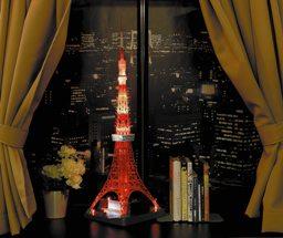 東京タワーのミニチュア